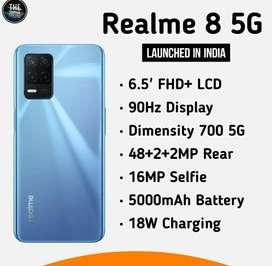 REAL ME 8 5G PHONE
