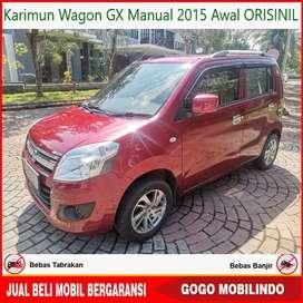 [Dp13jt] Karimun Wagon GX Manual 2015 awal Orisinil kredit murah