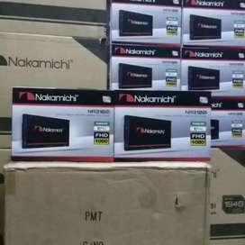 DobelDin Nakamichi  fullglass and full touch screen Seri na 3100i