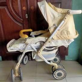Stroller secod murah