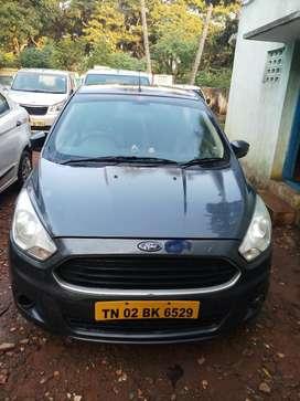 Ford Figo Aspire Ambiente 1.5 TDCi, 2017, Diesel