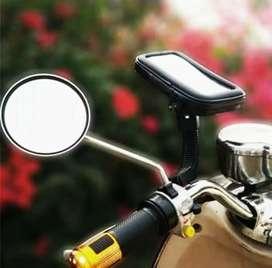Holder hp motor