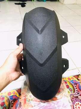 Mudguard Universal Bagian Belakang Motor / penghalang cipratan air