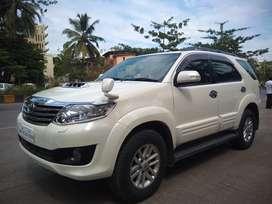Toyota Fortuner, 2013, Diesel