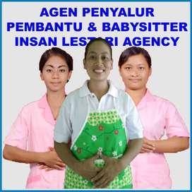Jasa Penyalur Pembantu/PRT & BabySitter