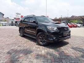 #THRmobil88 #buaran Fortuner G VNT TRD (Diesel) 2.5 AT 2015