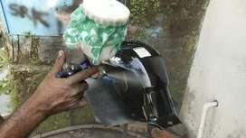 Spray Heat paint Bike,Car,Auto,Almira,fride,ac all home equipment