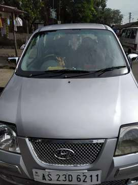 Hyundai Santro Xing 2005 Petrol 110000 Km Driven