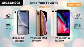 iPhone xr 128 GB | iPhone XS max  256GB | iphone 8 plus  256GB-
