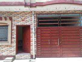New house just one minute walk from main road. Lalarukh Cololy lane#6.