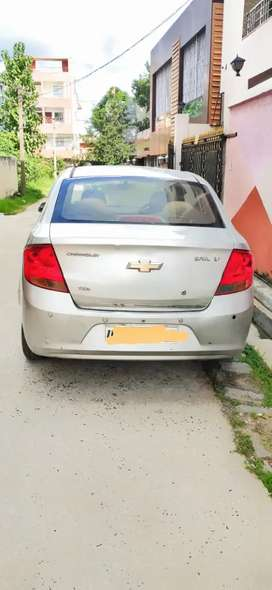 Chevrolet Sail 2014 Diesel Well Maintained