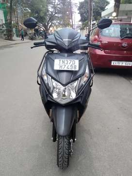 Honda DIO 2020 BS6 only 2581km running