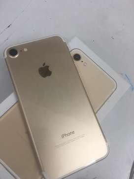 We are selling iphone 7 128gb inported
