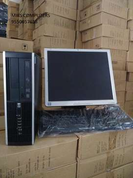 BRANDED HP CORE i3 4GB RAM 500GB HDD 17INC LCD KEYBOARD & MOUSE