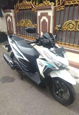 Jual Sepeda Motor Honda Vario 125 Tahun 2016, Plat B DKI, pajak hidup.