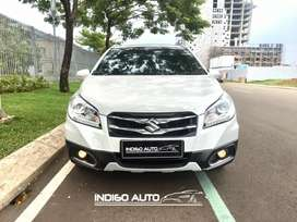 Suzuki SX4 Scross AT 2016 Putih