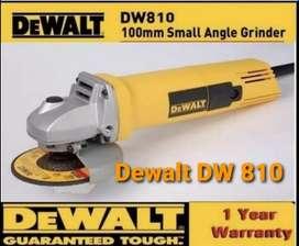 Mesin Gerinda Tangan 4 Dw 810 Angle Grinder Dewalt Dw810