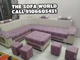 New designer superb looking sofa set available