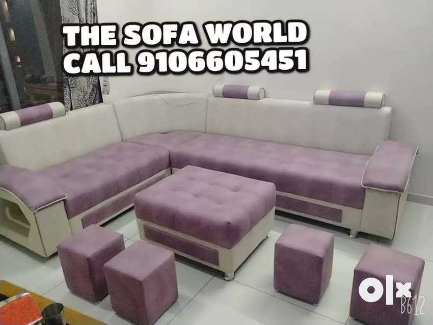 New designer superb looking sofa set available 0