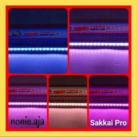 Lampu Tanning 5 Warna T5 92 LED Aquarium Sakkai Pro