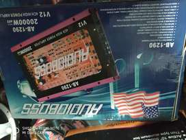 Power audio boss AB 1290