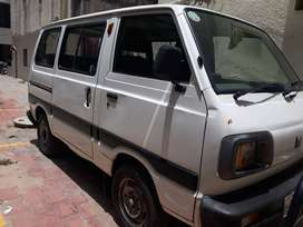 Maruti Suzuki Omni 1998 Petrol Good Condition