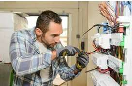 Job for electricians
