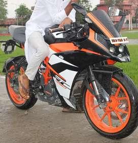 KTM RC200  Bilkul naya