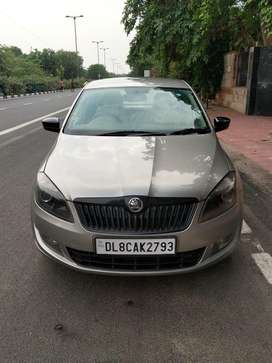 Skoda Rapid 2013-2016 1.6 MPI Ambition With Alloy Wheel, 2015, Diese..