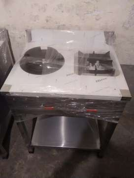 Stove with 2 burners available for sale