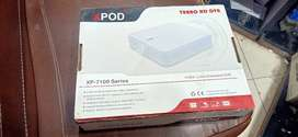 CCTV 4 Channel DVR Xpod Company and 4 Cameras