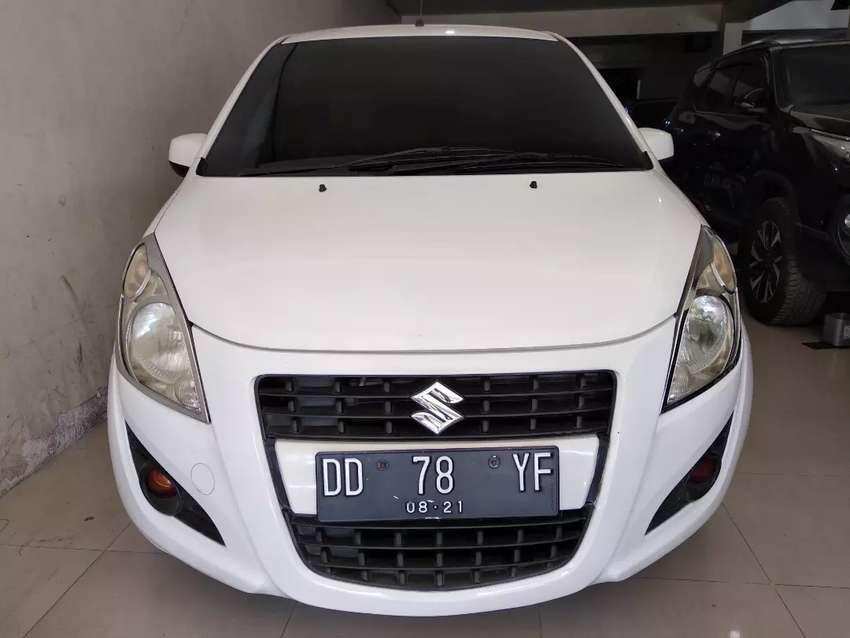 Suzuki Splash 1.2 GL Matic 2013 / 2014 facelift bsa tt Agya Ayla brio 0