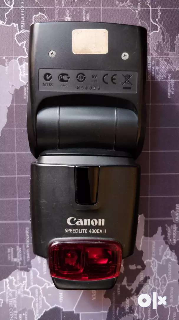 Canon Speedlite 430EX II 0