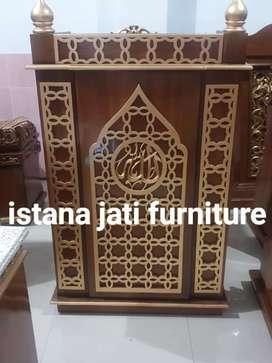 Mimbar masjid khutbah masjid podium mimbar ceramah