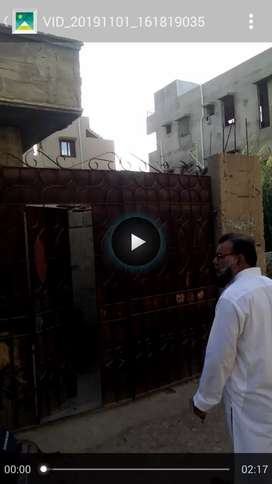Structure for sale in kaneez Fatima soceity