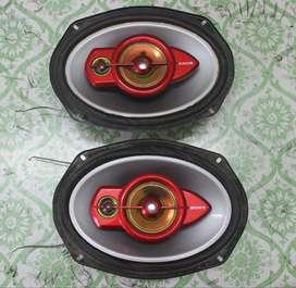 Car stereo Speakers only - Sony Xplod 3-way speaker 400w
