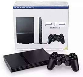 Play Station 2 New Box Pack Forsale