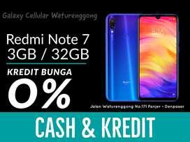 Xiaomi Redmi Note 7 3/32 Full View Display 48MP Cash & Credit