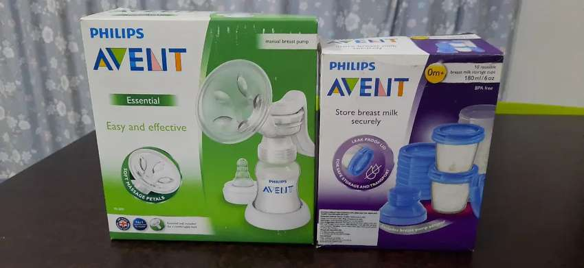 Philips Avent Breast Pump Manual 0
