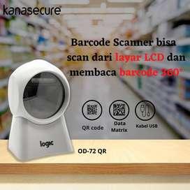 Barcode Scanner OD-72QR