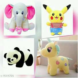 Soft toys,free shipping, cod available