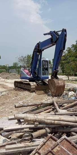 JUAL CEPAT Komatsu Excavator PC128UU-1 Ex Rental Surabaya