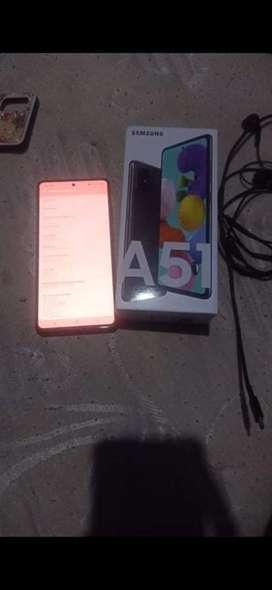 Samsung A51 8/128 Gb FULLSET